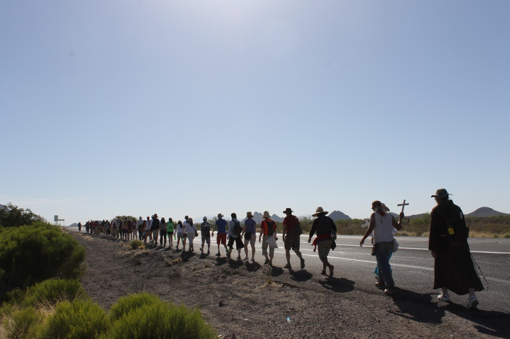 migrant trail
