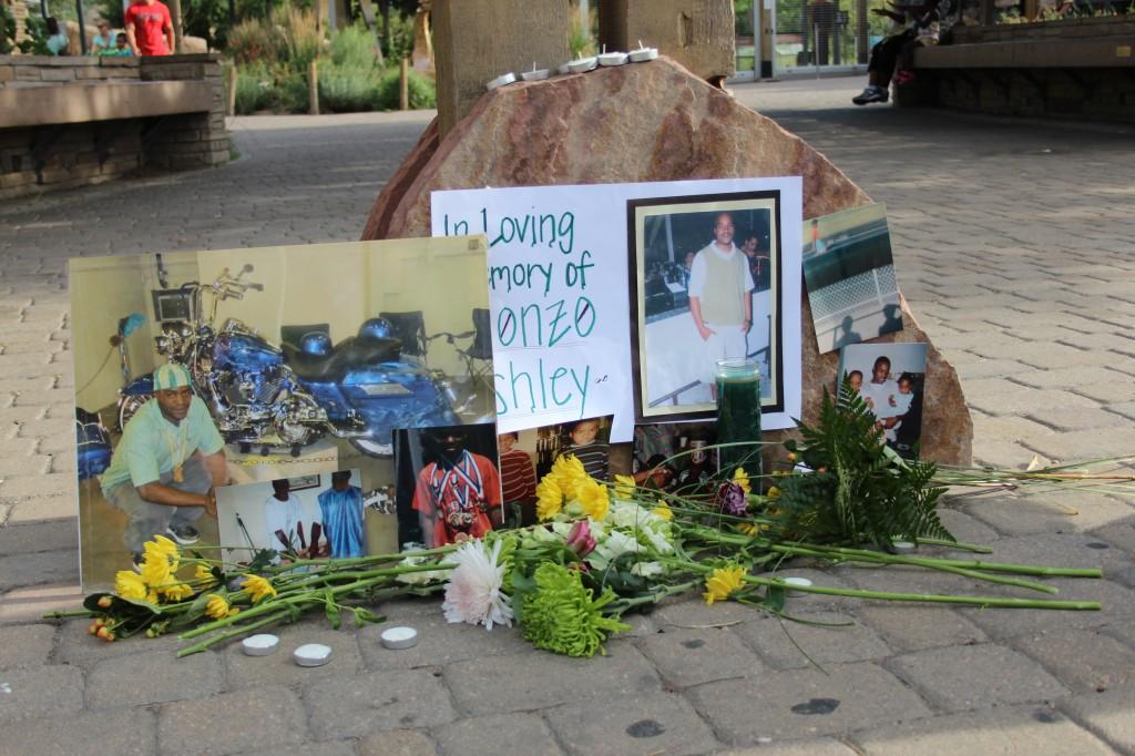 alonzo ashley memorial