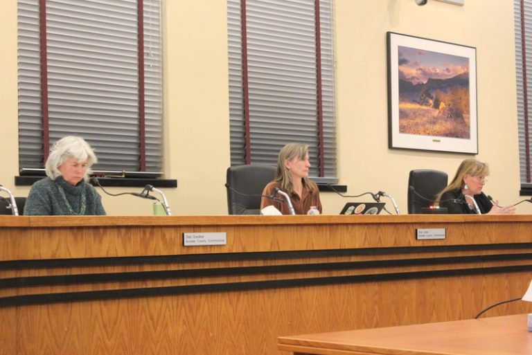 boulder county commissioners