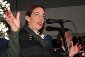 Representative Evie Hooten