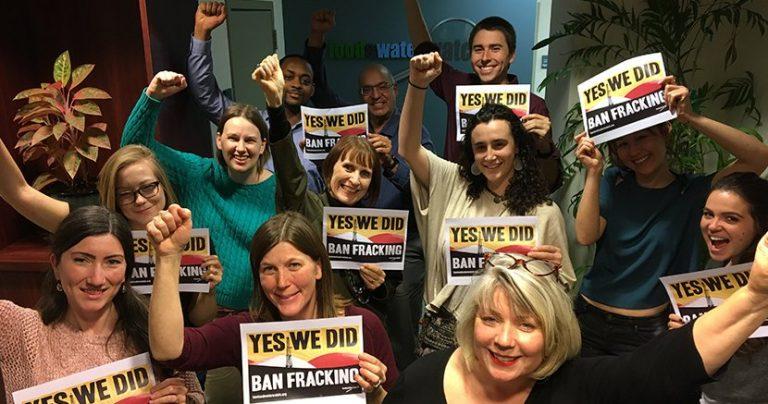 ban fracking maryland